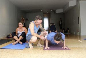 Melissa Singh Pregnant Yoga