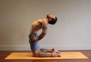 the beginners guide to dropbacks  ashtanga yoga centre of